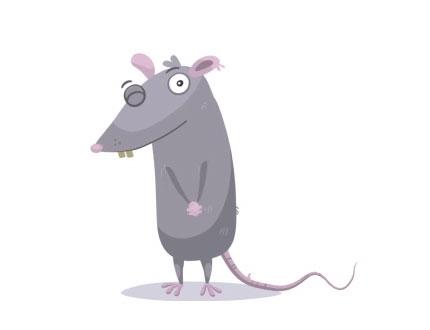rat-standing